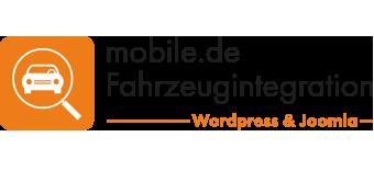 Das mobile.de Plugin für Wordpress & Joomla