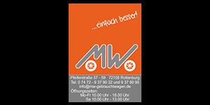 MW Gebrauchtwagen Logo
